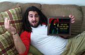 Bob Marley anniversaire présente utilisant le plotter de découpe