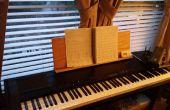 Faire une partition de musique de remplacement le stand pour Korg piano électronique de dp - 3000c