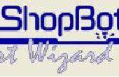 Importation de données dans Partwizard et de créer des trajectoires d'outil pour le Shopbot