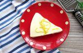 Sans cuisson réfrigérées Cheesecake citron (Low - Carb)