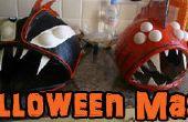 « Punk Vampire » et « Nemo effrayant » Halloween masques
