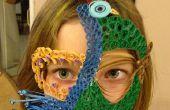 Piquants Mardi Gras masque