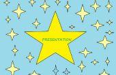 Cinq minutes présentations