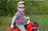 Remote Control Power roues VTT sécuritaire pour les enfants sous 150 $!!!