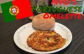 Omelette portugaise de avo