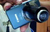 Bon marché et facile Fish Eye Lens Adapter