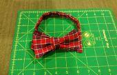 Comment faire un noeud de cravate personnalisée