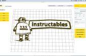 Logo de Instructables pour des projets d'impression 3d