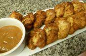 Homemade, paléo pépites de poulet (recette complet)