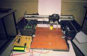 Transformation de l'ancienne imprimante à emboutir automatisé