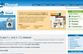 Comment faire pour installer et personnaliser un site Web CMS Drupal / / http://www.collectiveresolve.org