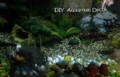Decor Aquarium en béton