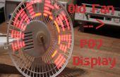 Comment faire un ventilateur POV Display