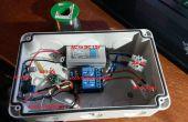 Minuterie de sans fil 433 mhz léger de AC avec arduino
