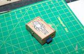 Caisse en bois simple Snap ensemble framboise Pi