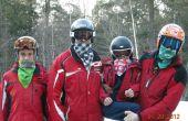 Molleton doublé Bandanas : Comment prévenir les engelures tout en appréciant les sports de neige