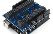 Arduino mayhew mux bouclier - solutions de raccordements de câble (techshop)