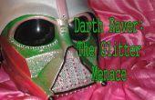 Darth Raver-le mascarte Glitter
