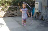 Comment faire un bâton de ruban pour votre gymnaste junior.