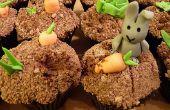 Lapin coquin ! (Recette de cupcake et décoration)