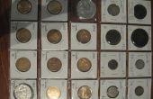 Comment stocker une Collection de pièces correctement