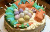 Comment faire un gâteau Dragon