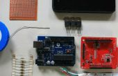 Smartphone Arduino RBL BLE bouclier RGB Led contrôleur