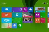 Raccourcis clavier pour Windows 8!!