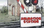 ANIMATION STATION : Un cours de Instructables concours
