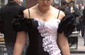 Comment prendre robe d'un vieux 80 de bal et rendent 2008 !