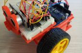 Jouet de voiture avec arduino uno et 3dprinting