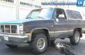 Comment faire pour remplacer l'arrière transfert Case Tailshaft sceller sur Full-Size Chevy Blazer, camions Chevrolet, GMC Jimmy et camion GMC