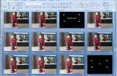 Faire un Film muet de Stop-Motion, à l'aide de Powerpoint