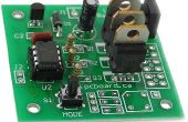 LED Rainbow - RGB LED PWM Controller Construction - facile à construire