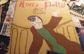 Harry Potter livre couverture Costume
