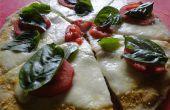 Grillé Capresse Pizza