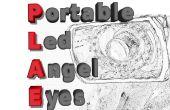 PLAE - Portable Led Angel Eyes [+ 1000lm]