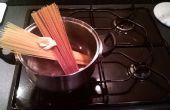 Spaghetti chantalmazzocco - spaghetti sucrée banane