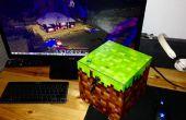 Comment : Serveur Minecraft personnel dans Custom bloc Case