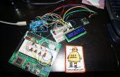 Thermostat de 3 zones Arduino alimenté