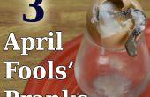 3 farces du poisson d'avril