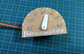 Thermomètre minimum Grove