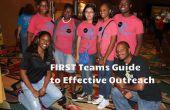 PREMIÈRES équipes guident de sensibilisation efficace