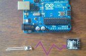 Transmission sans fil bon marchée entre deux Arduinos avec infrarouge