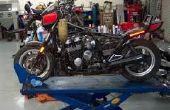Comment de réservoirs de gaz propre moto