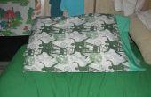 Comment faire une Simple taie d'oreiller