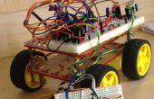 Sans fil contrôler un Robot en utilisant Arduino et Modules RF !