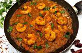 Shrimp| Crevettes sauce