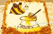 Honey Bee de Layer Cake