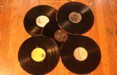 Vinyl Record plateaux